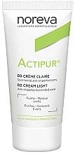 Parfumuri și produse cosmetice BB- Cream - Noreva Laboratoires Actipur Tinted BB Cream