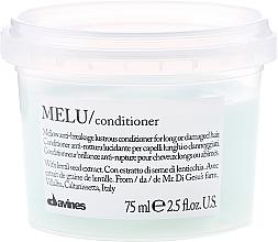 Parfumuri și produse cosmetice Balsam pentru păr fragil - Davines Melu Conditioner Anti-Rottura Lucidante