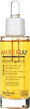 Ser multifuncțional cu extract de chihlimbar - Farmona Amberray Bright Shock Serum — Imagine N2