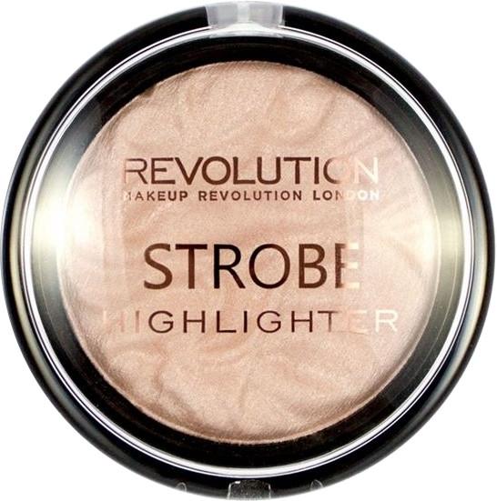 Fard de pleoape - Makeup Revolution Strobe Highligters Radiant Lights