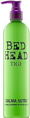 Balsam de păr - Tigi Bed Head Calma Sutra Cleansing Conditioner For Waves And Curls