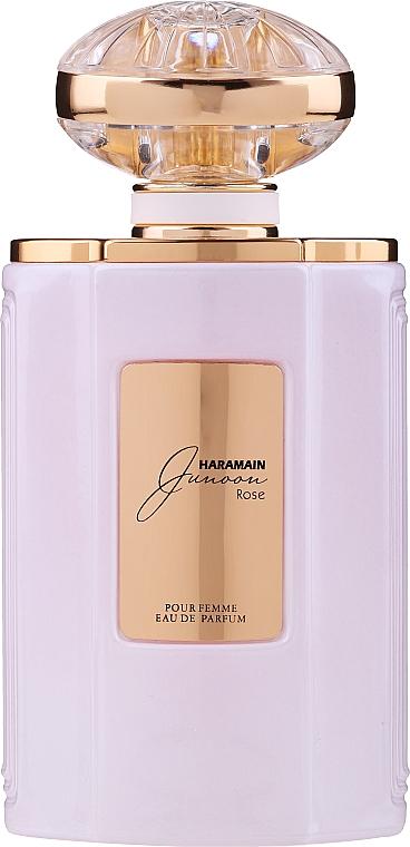 Al Haramain Junoon Rose - Apă de parfum