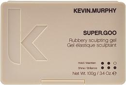 Parfumuri și produse cosmetice Gel pentru aranjarea părului - Kevin.Murphy Super.Goo Firm Hold Rubbery Gel