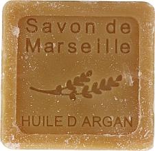 """Parfumuri și produse cosmetice Săpun Marsilia """"Ulei de argan"""" - Le Chatelard 1802 Soap Savon De Marseille Huile Argan"""