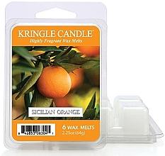 Parfumuri și produse cosmetice Ceară aromată - Kringle Candle Sicilian Orange Wax Melt