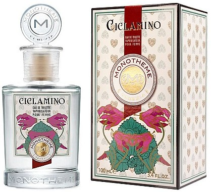Monotheme Fine Fragrances Venezia Ciclamino - Apă de toaletă