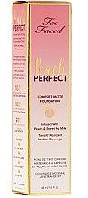 Parfumuri și produse cosmetice Fond de ten - Too Faced Peach Perfect Foundation