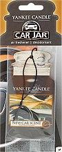 Parfumuri și produse cosmetice Autoaromatizator solid - Yankee Candle Classic Car Jar New Car Scent