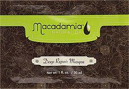 Parfumuri și produse cosmetice Mască de păr regenerantă - Macadamia Natural Oil Deep Repair Masque (mostră)