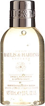 Set - Baylis & Harding Sweet Mandarin & Grapefruit (sh/gel/100ml + sh/cream/100ml + b/lot/100ml) — Imagine N3
