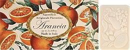 """Parfumuri și produse cosmetice Set săpunuri de toaletă """"Portocală"""" - Saponificio Artigianale Fiorentino Orange"""