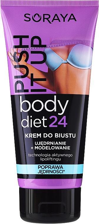 Crema pentru fermitatea bustului - Soraya Body Diet 24 Bust cream