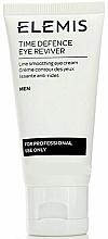 Parfumuri și produse cosmetice Cremă pentru zona din jurul ochilor - Elemis Men Time Defence Eye Reviver For Professional Use Only