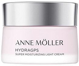 Parfumuri și produse cosmetice Cremă de față - Anne Moller HydraGPS Super Moisturising Light Cream
