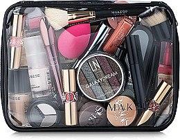 """Parfumuri și produse cosmetice Trusă cosmetică Visible Bag"""" 25x18x8 cm ( fără produse ) - MakeUp"""