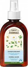 Parfumuri și produse cosmetice Травяной эликсир для волос - Green Pharmacy