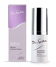 Parfumuri și produse cosmetice Cremă contur pentru ochi - Dr. Spiller Silk Eye Contour Cream