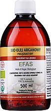 Parfumuri și produse cosmetice Ulei cosmetic de argan - Efas Argan Oil 100% BIO