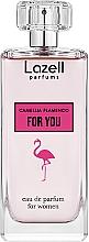 Parfumuri și produse cosmetice Lazell Camellia Flamenco For You - Apă de parfum
