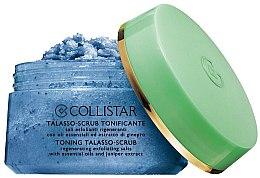 Parfumuri și produse cosmetice Scrub tonifiant pentru corp - Collistar Speciale Corpo Perfetto Toning Talasso-Scrub