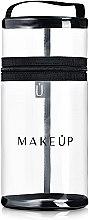 """Parfumuri și produse cosmetice Tub pentru perii, transparent """"Allvisible"""" 24x10 cm - MakeUp"""
