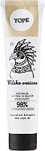 Parfumuri și produse cosmetice Balsam natural cu lapte de ovăz pentru păr normal - Yope
