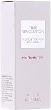 Parfumuri și produse cosmetice Esență fermentată anti-îmbătrânire - Missha Time Revolution The First Treatment Essence RX (mini)