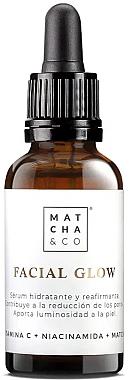 Ser facial - Matcha & Co Facial Glow Serum — Imagine N1