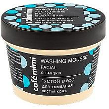 Parfumuri și produse cosmetice Spumă de curățare pentru față - Cafe Mimi Washing Mousse Facial Clean Skin