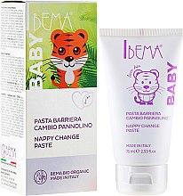 Parfumuri și produse cosmetice Cremă sub scutec - Bema Cosmetici Love Bio Nappy Change Paste