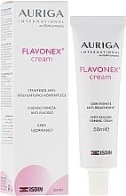 Cremă de întărire pentru față și corp - Auriga Flavonex Skin Ageing And Elasticity — Imagine N1