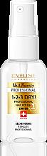 Parfumuri și produse cosmetice Spray pentru uscarea rapidă a lacului de unghii - Eveline Cosmetics Nail Therapy