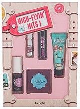 Parfumuri și produse cosmetice Set - Benefit Set (mascara/8ml+primer/7.5ml+tint/4ml+blush/5ml+brow/gel/3g)