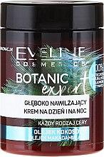 Parfumuri și produse cosmetice Cremă de față - Eveline Cosmetics Botanic Expert Kokos Day & Night Cream