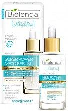 Parfumuri și produse cosmetice Ser activ hidratant de zi și de noapte - Bielenda Skin Clinic Professional Mezo Serum Anti-age