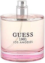 Parfumuri și produse cosmetice Guess 1981 Los Angeles - Apă de toaletă (tester fără capac)