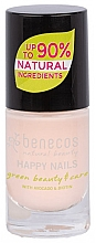 Parfumuri și produse cosmetice Lac de unghii, 5 ml - Benecos Happy Nails Nail Polish