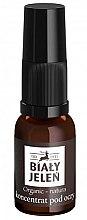 Parfumuri și produse cosmetice Сыворотка для области вокруг глаз - Bialy Jelen Organic-Nature
