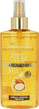 Parfumuri și produse cosmetice Ulei de argan 3 în 1 pentru corp, față și păr - Bielenda Drogocenny Olejek
