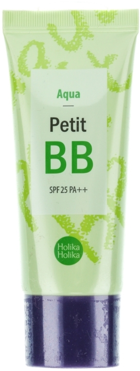 BB cream revigorant - Holika Holika Aqua Petit BB Cream SPF25