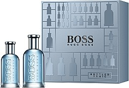 Parfumuri și produse cosmetice Hugo Boss Bottled Tonic - Set (Edt/100ml + Edt/30ml)