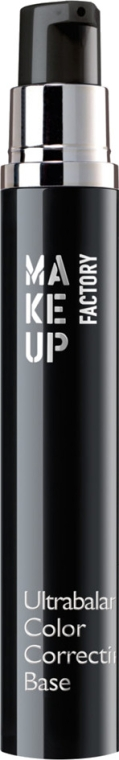 Bază de machiaj - Make Up Factory Ultrabalance Color Correcting Base — Imagine N1