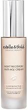 Parfumuri și produse cosmetice Cremă de noapte pentru față - Estelle & Thild Super Bioactive Night Recovery Anti Age Cream