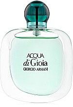 Parfumuri și produse cosmetice Giorgio Armani Acqua di Gioia - Apă de parfum (tester cu capac)