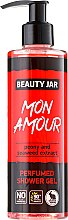 Parfumuri și produse cosmetice Gel de duș - Beauty Jar Mon Amour Perfumed Shower Gel