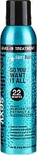 Parfumuri și produse cosmetice Spray-îngrijire pentru păr, fără spălare - SexyHair Healthy So You Want It All Leave-In Treatment