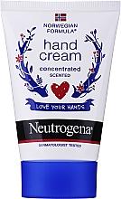 """Parfumuri și produse cosmetice Cremă-concentrat de mâini """"Formulă norvegiană"""" - Neutrogena Norwegian Formula Concentrated Hand Cream"""