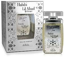 Parfumuri și produse cosmetice Nabeel Habibi Lil Abad Silver - Apă de parfum