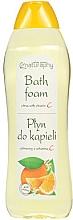 """Parfumuri și produse cosmetice Spumă de baie """"Citrice cu vitamina C"""" - Bluxcosmetics Naturaphy Citrus & Vitamin C Bath Foam"""