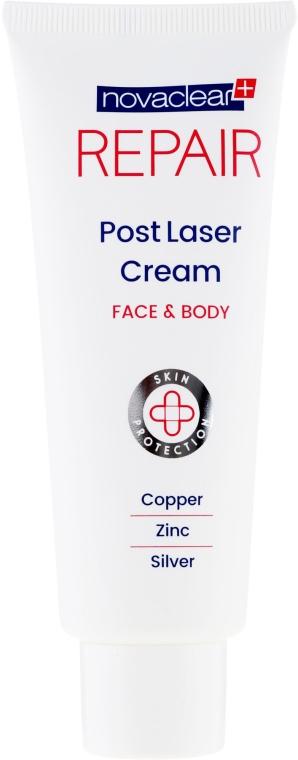 Cremă după proceduri medicale estetice - Novaclear Repair Post Laser Cream — Imagine N2